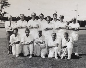 Sorell Cricket Association - CJ Eady Statewide Cup winners 1970