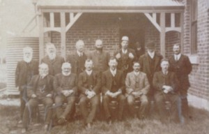 Sorell Councillors 30th April 1910